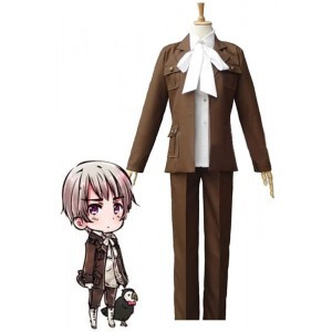 Axis Powers Hetalia Iceland Cosplay Costume