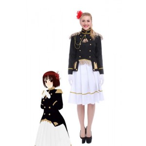 Axis Powers Hetalia Japan Gender Conversion Cosplay Costume