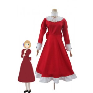 Axis Powers Hetalia Liechtenstein Cosplay Costume