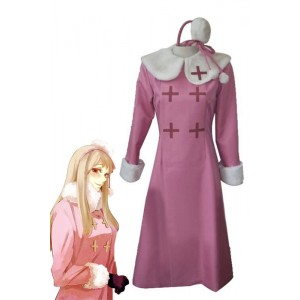 Axis Powers Hetalia Russa Lady Dress Cosplay Costume