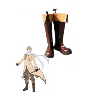 Anime cosplay boots shoes