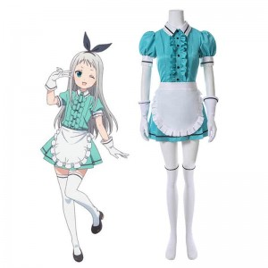 Blend S Hideri Kanzaki Anime Cosplay Costumes