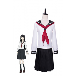 Bungo Stray Dogs Naomi Tanizaki Armed Detective Agency Anime Cosplay Costumes Students Uniforms Sailor Uniforms