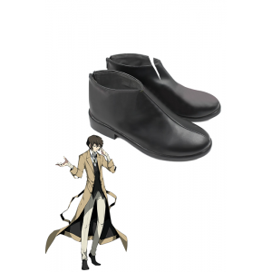 Bungou Stray Dogs Osamu Dazai Customized Anime Cosplay Shoes