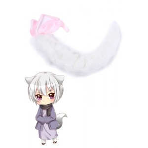 Kamisama Love Tomoe Cosplay Tail