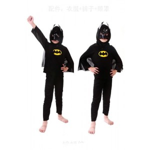 Halloween Children Batman Cosplay Costumes