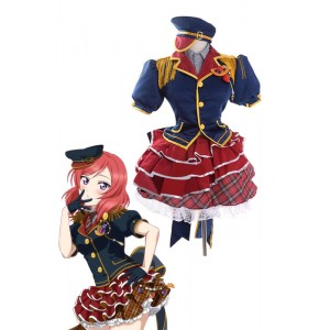 Love Live! Maki Nishikino Anime Cosplay Costumes Fruits Costumes