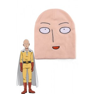 One Punch Man Saitama With Vacant Look Cosplay Costumes Hat