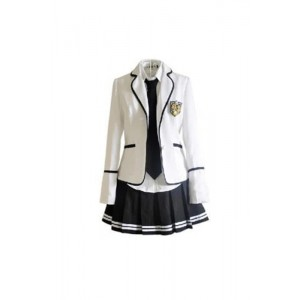 uniform dress cosplay costume