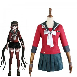 Danganronpa V3 Harukawa Maki Uniform Cosplay Costume