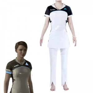 Detroit Become Human Kara Cosplay Costumes