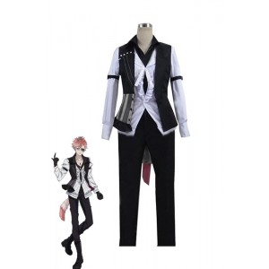 Diabolik Lovers Shin Tsukinami Uniform Cosplay Costume