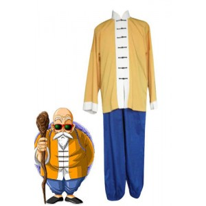 Dragon Ball Master Roshi 1st Version Cosplay Costume