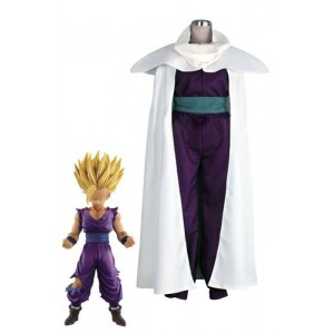 Dragon Ball Son Gohan Uniforms Cosplay Costume