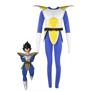 Dragon Ball Vegeta 1st Version Cosplay Costume