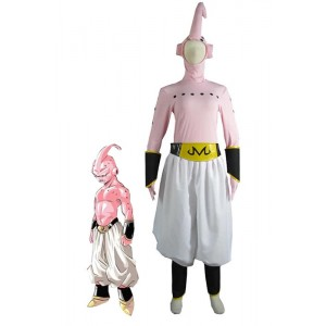 Dragon BallZ Majin Boo The Evil Boo Cosplay Costume