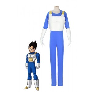 Dragonball Kai Vegeta 3nd Version Cosplay Costume