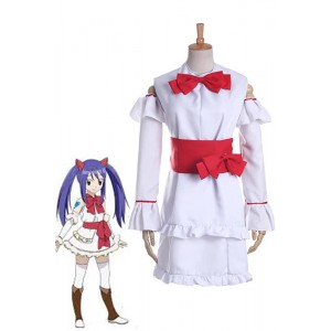 Fairy Tail Dragon Slayers Wendy Marvell After Seven Years Dress Cosplay Costumes