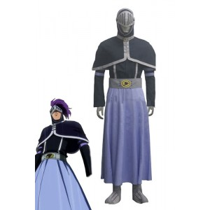 Fairy Tail Human Possession Bickslow Cosplay Costume
