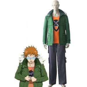 Fairy Tail Leo Loke Loki Cosplay Costume