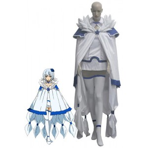 Fairy Tail Saber Tooth Celestial Wizard Yukino Aguria Cosplay Costume