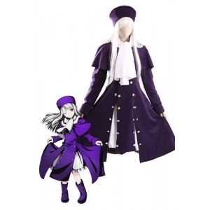 Fate Stay Night Cosplay Costume Ilias Phil Set