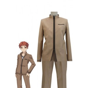 Onecos Fate Stay Night Shirou Emiya Uniform Cosplay Costume
