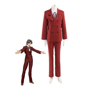 Fate Stay Night Tohsaka Tokiomi Cosplay Costume
