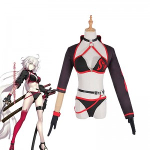 FateGrand Order Fate Go Jeanne d'Arc Swimsuit Cosplay costume