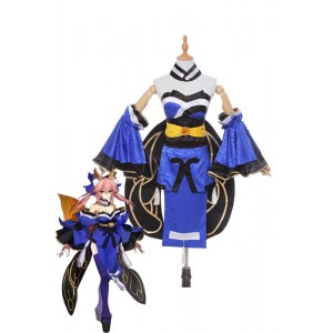 Fate/Grand Order Tamamo no Mae Cosplay Costumes