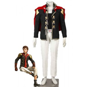 Final Fantasy: Type-0 Suzaku Group 0 NineSuit Cosplay Costumes