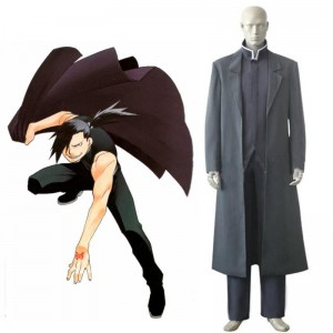 Fullmetal Alchemist Greed Cosplay Costume Full Set Custom Made