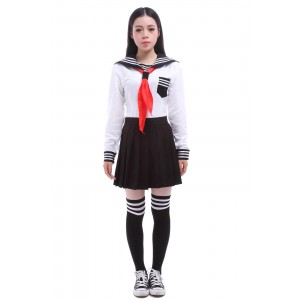 Skirts Long Sleeve Cosplay Costumes
