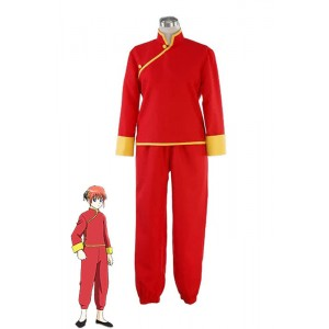 Gintama Kagura 5th Version Cosplay Costume