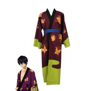 Gintama Of Takasugi Shinsuke Mixed Color Good Quality