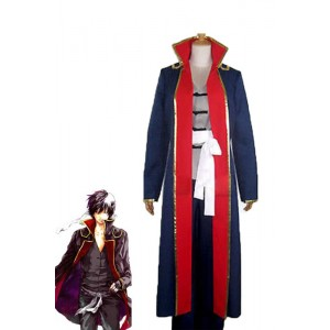 Gintama Shinsuke Takasugi Anime Cosplay Costume New