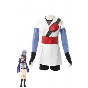 Gintama Silver Soul Ayame Sarutobi Cosplay Costume New Version