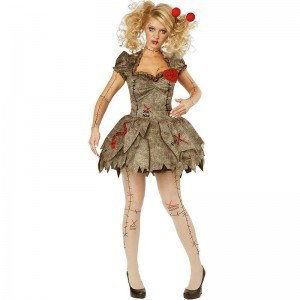 Halloween Ghost Bride Clown Zombie Cosplay Costume