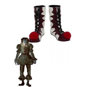 Halloween Movie It Pennywise Cosplay Shoes