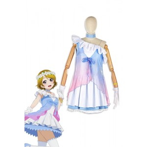Love Live! Yume No Tobira Hanayo Koizumi Mixed Anime Coaplay Dress Costumes