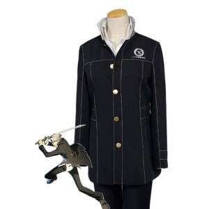Handsome Cosplay Costumes Shin Megami Tensei: Persona 4 College Uniforms