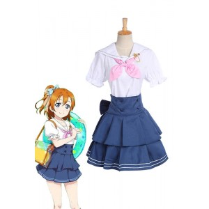 Love Live! Honoka Kōsaka Cosplay Costumes