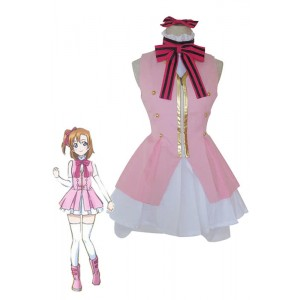 love live! Start dash! Kousaka Honoka Bule Cosplay Costume