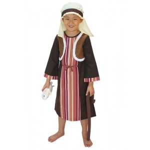 The Arabic halloween performance boys cosplay costume