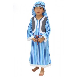 halloween performance wear arabic clothes robe arabe arabian prince costume for boys arabian gowns cosplay costume