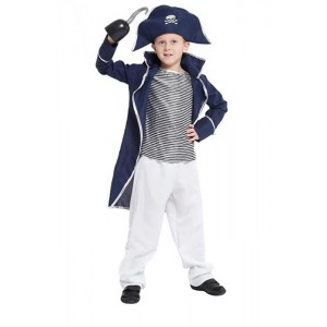 Halloween Costumes for Kids Children 's Pirates of the Caribbean Cosplay