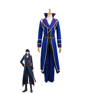 K Project Munakata Reisi Uniform Cosplay Costumes