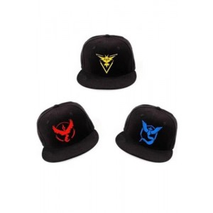 Pokémon Go Baseball Caps Game Cosplay Hats