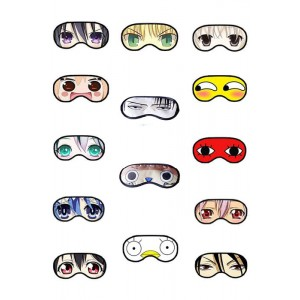 Animation Periphery Sleep Eyepatch Ice Bag