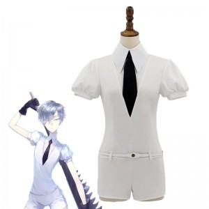 Land of the Lustrous Houseki no Kuni Antarcticite The Entire Personnel White Cosplay Costumes